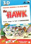 Cover for The Hawk 3-D (St. John, 1953 series) #1