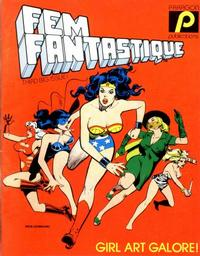 Cover Thumbnail for Fem Fantastique (AC, 1971 series) #3