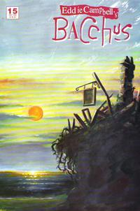 Cover Thumbnail for Eddie Campbell's Bacchus (Eddie Campbell Comics, 1995 series) #15