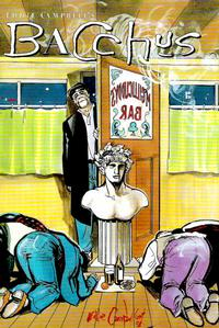 Cover Thumbnail for Eddie Campbell's Bacchus (Eddie Campbell Comics, 1995 series) #38