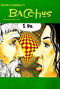 Cover Thumbnail for Eddie Campbell's Bacchus (Eddie Campbell Comics, 1995 series) #44