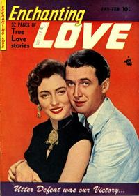 Cover Thumbnail for Enchanting Love (Kirby Publishing Co., 1949 series) #3