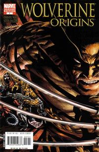 Cover Thumbnail for Wolverine: Origins (Marvel, 2006 series) #7 [Deodato Cover]