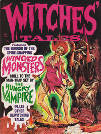 Cover Thumbnail for Witches Tales (Eerie Publications, 1969 series) #v2#6