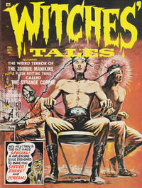 Cover Thumbnail for Witches Tales (Eerie Publications, 1969 series) #v3#1