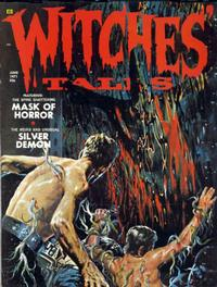 Cover Thumbnail for Witches Tales (Eerie Publications, 1969 series) #v3#3