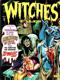 Cover Thumbnail for Witches Tales (Eerie Publications, 1969 series) #v4#4
