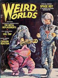 Cover Thumbnail for Weird Worlds (Eerie Publications, 1970 series) #v2#3
