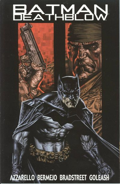 Cover for Batman / Deathblow: After the Fire (DC, 2002 series) #2