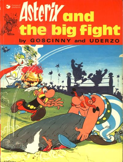 Cover for Asterix (1969 series) #9 - Asterix and the Big Fight