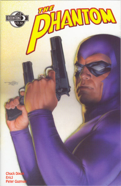 Cover for The Phantom (2003 series) #10