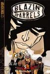 Cover for Blazin' Barrels (Tokyopop, 2005 series) #5