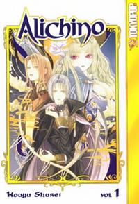 Cover Thumbnail for Alichino (Tokyopop, 2005 series) #1