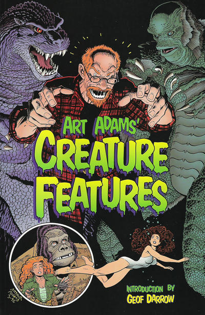 Cover for Art Adams' Creature Features (Dark Horse, 1996 series)