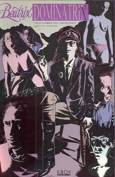 Cover for Beatrix Dominatrix (1995 series) #2