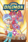 Cover for Digimon (Tokyopop, 2003 series) #3