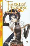Cover for Faeries' Landing (Tokyopop, 2004 series) #7