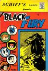 Cover for Black Fury (Charlton, 1959 series) #1