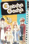 Cover for Gatcha Gacha (Tokyopop, 2006 series) #3