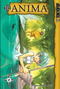 Cover Thumbnail for +Anima (Tokyopop, 2006 series) #2