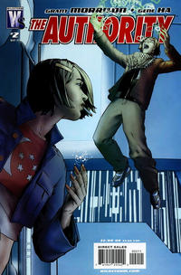 Cover for The Authority (2006 series) #2