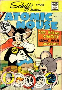Cover Thumbnail for Atomic Mouse (Charlton, 1961 series) #14