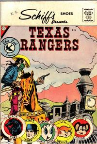 Cover Thumbnail for Texas Rangers in Action (Charlton, 1962 series) #16