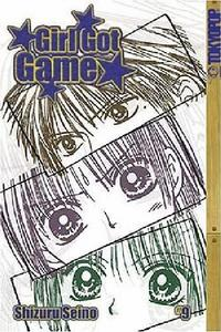 Cover Thumbnail for Girl Got Game (Tokyopop, 2004 series) #9