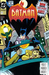 Cover for The Batman Adventures (DC, 1992 series) #9