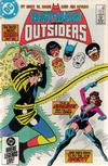 Cover Thumbnail for Batman and the Outsiders (1983 series) #20 [Direct]