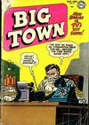 Cover for Big Town (1951 series) #21