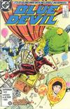 Cover for Blue Devil (DC, 1984 series) #28 [Direct]