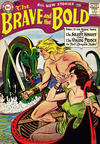 Cover for The Brave and the Bold (DC, 1955 series) #17