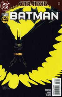 Cover Thumbnail for Batman (DC, 1940 series) #547