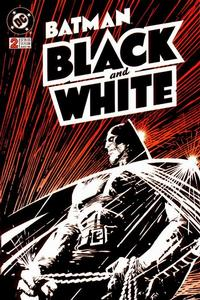 Cover Thumbnail for Batman Black and White (DC, 1996 series) #2