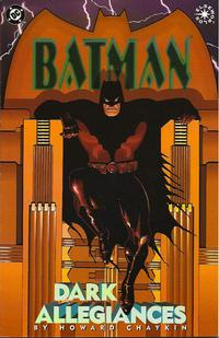 Cover Thumbnail for Batman: Dark Allegiances (DC, 1996 series)