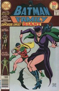 Cover Thumbnail for Batman Family (DC, 1975 series) #8
