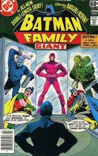 Cover Thumbnail for Batman Family (DC, 1975 series) #16