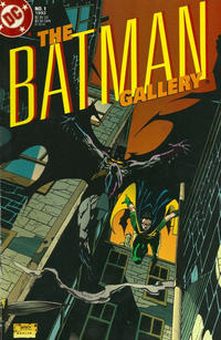 Cover Thumbnail for The Batman Gallery (DC, 1992 series) #1