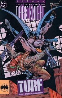 Cover Thumbnail for Batman: Legends of the Dark Knight (DC, 1992 series) #45
