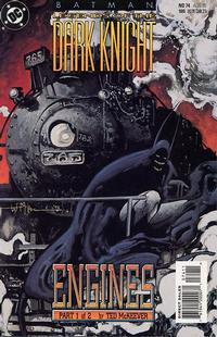 Cover Thumbnail for Batman: Legends of the Dark Knight (DC, 1992 series) #74