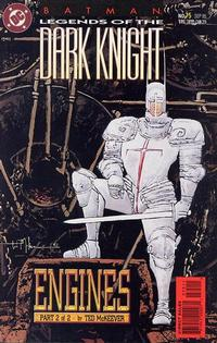 Cover Thumbnail for Batman: Legends of the Dark Knight (DC, 1992 series) #75