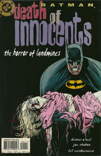Cover for Batman: Death of Innocents (DC, 1996 series) #1