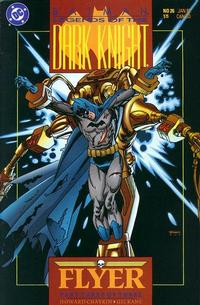 Cover Thumbnail for Legends of the Dark Knight (DC, 1989 series) #26