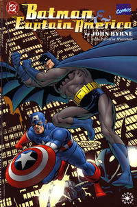 Cover Thumbnail for Batman / Captain America (DC, 1996 series) #[nn]