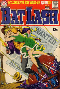 Cover Thumbnail for Bat Lash (DC, 1968 series) #1