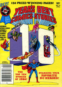 Cover Thumbnail for The Best of DC (DC, 1979 series) #11 [Newsstand]
