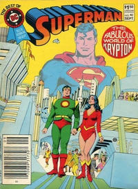 Cover Thumbnail for The Best of DC (DC, 1979 series) #40 [Canadian newsstand]