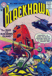 Cover Thumbnail for Blackhawk (DC, 1957 series) #109
