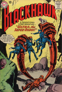 Cover Thumbnail for Blackhawk (DC, 1957 series) #181